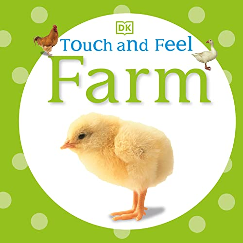 9780756689896: Farm (Touch and Feel)