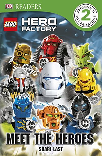 9780756690052: Lego Hero Factory: Meet the Heroes (Dk Readers. Level 2)