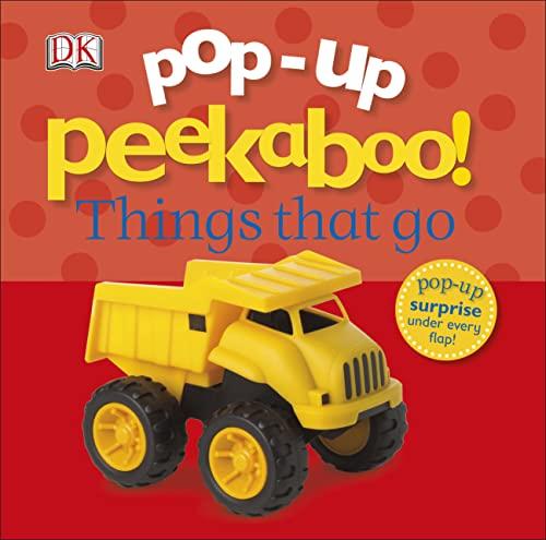 9780756690090: Pop-Up Peekaboo: Things That Go