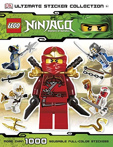 9780756690168: Lego Ninjago (Ultimate Sticker Collections)