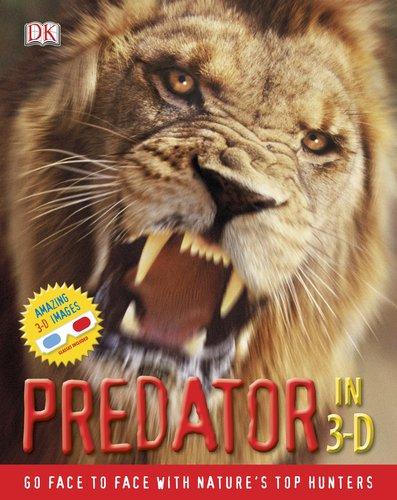Predator in 3-D: DK Publishing
