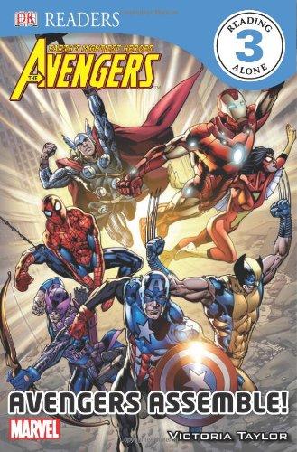 9780756690281: DK Readers L3: The Avengers: Avengers Assemble!