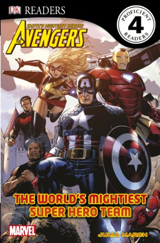 9780756690298: DK Readers L4: The Avengers: The World's Mightiest Super Hero Team (Dk Readers. Level 4)