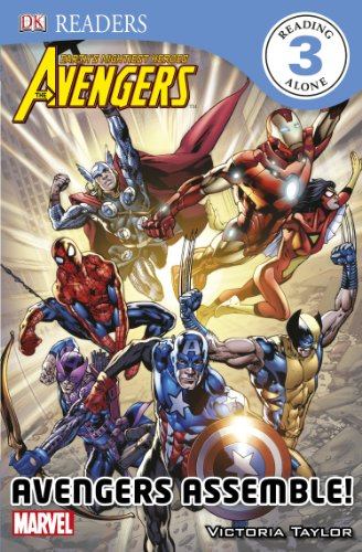 9780756690335: DK Readers L3: The Avengers: Avengers Assemble!
