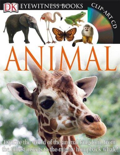 9780756690656: DK Eyewitness Books: Animal