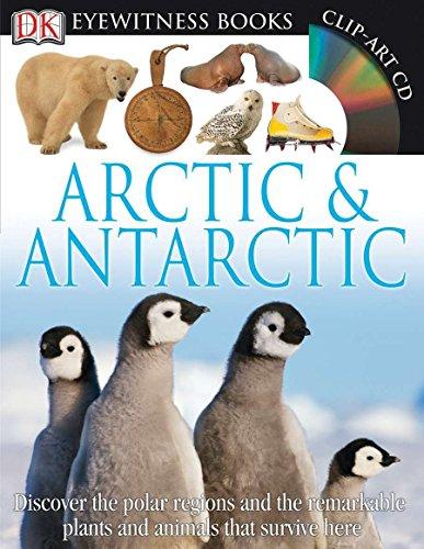 9780756690717: DK Eyewitness Books: Arctic and Antarctic