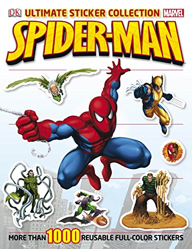 9780756690908: Ultimate Sticker Collection: Spider-Man