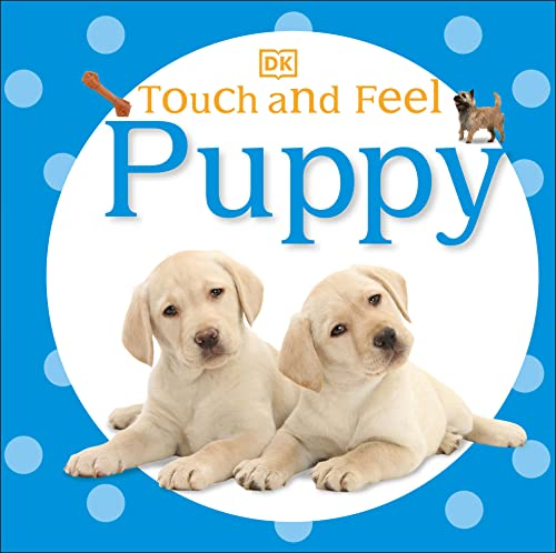 9780756691660: Touch and Feel: Puppy (Touch & Feel)