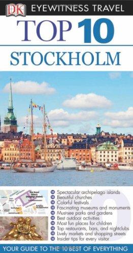 9780756692315: Top 10 Stockholm (Dk Eyewitness Top 10 Travel Guides)