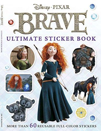9780756692339: Ultimate Sticker Book: Brave (Ultimate Sticker Books)