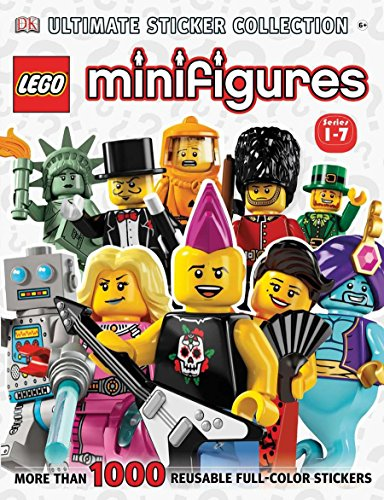 9780756692513: Ultimate Sticker Collection: LEGO Minifigures