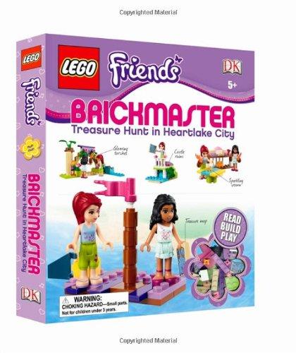 9780756692544: LEGO Friends: Brickmaster (Lego Brickmaster)