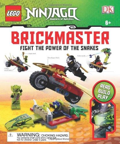 9780756692551: Lego Ninjago: Fight the Power of the Snakes Brickmaster