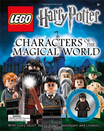 9780756692575: Legoa(r) Harry Potter: Characters of the Magical World