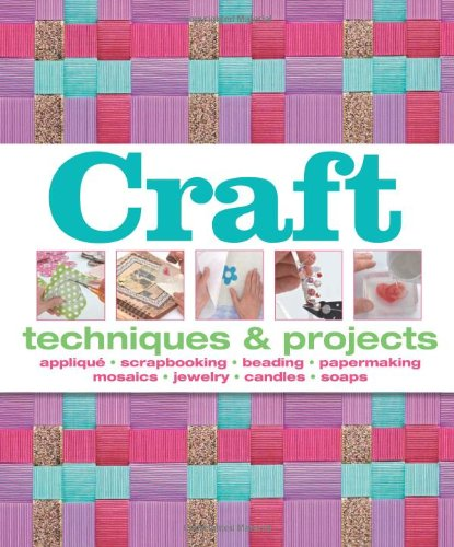 9780756692704: Craft: Techniques & Projects
