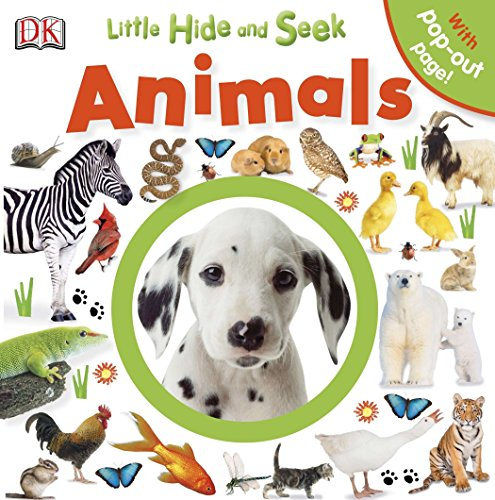 9780756692735: Little Hide and Seek: Animals