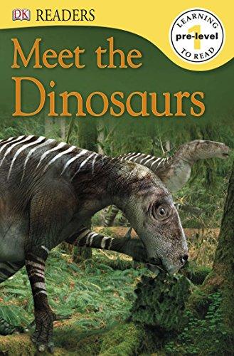 9780756692926: DK Readers L0: Meet the Dinosaurs