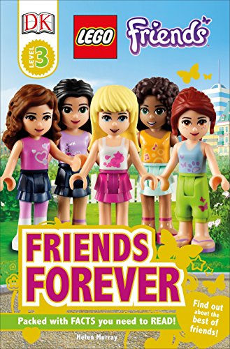 9780756693824: Lego Friends: Friends Forever (Dk Readers. Level 3)