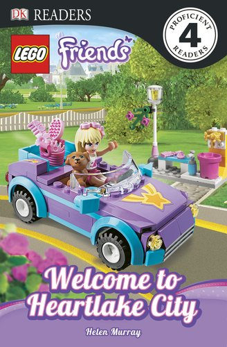 9780756693855: DK Readers L4: LEGO Friends: Welcome to Heartlake City