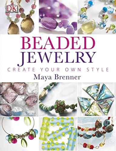 Beaded Jewelry 9780756693947 Author Maya Brenner has designed jewelry for Cameron Diaz, Anne Hathaway, and Reese Witherspoon. Now crafters can create her exclusive designs with simple step-by-step projects that can be done inexpensively at home. With clear explanations of beading techniques, inspirational color charts, and tips on what equipment (and what not) to buy, Beaded Jewelry gives crafters the know-how to design and make their own unbelievably beautiful jewelry. A craft book with both style and substance, Beaded Jewelry contains 18 stunning projects, including necklaces, earrings, and bracelets, as well as specially commissioned photographs that clearly show each inspiring step-by-step sequence.