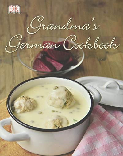 Grandma's German Cookbook: Schmidt, Linn and