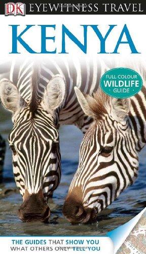 9780756695217: DK Eyewitness Travel Guide: Kenya