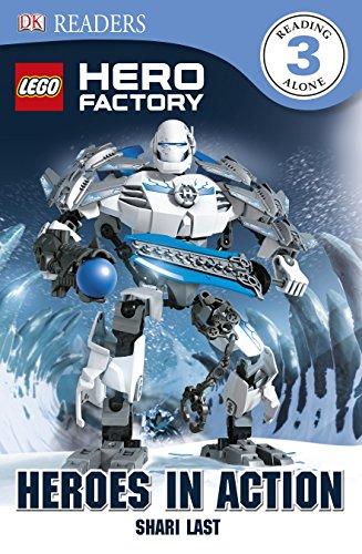 9780756695286: DK Readers L3: LEGO Hero Factory: Heroes in Action