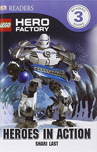 9780756695293: DK Readers L3: LEGO Hero Factory: Heroes in Action