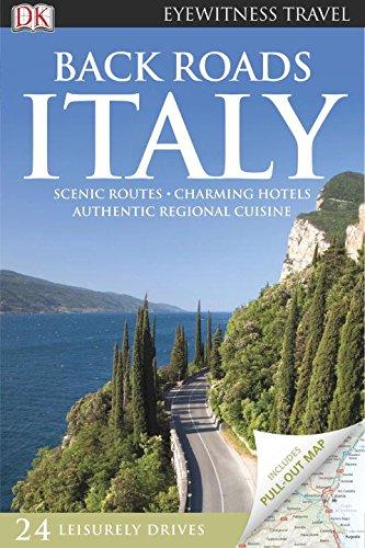 9780756695927: Back Roads Italy (EYEWITNESS TRAVEL BACK ROADS)