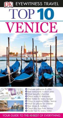 9780756696351: Top 10 Venice (Eyewitness Top 10 Travel Guide)