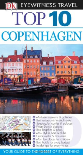 9780756696474: Top 10 Copenhagen (EYEWITNESS TOP 10 TRAVEL GUIDE)