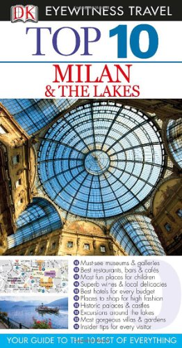 9780756696504: Eyewitness Travel Top 10 Milan & The Lakes