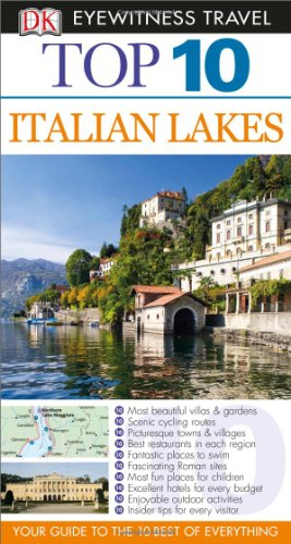9780756696603: Top 10 Italian Lakes (EYEWITNESS TOP 10 TRAVEL GUIDE)