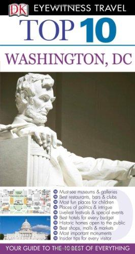 9780756696658: Top 10 Washington DC (Eyewitness Top 10 Travel Guide)