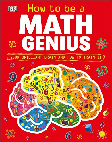 9780756697969: How to Be a Math Genius