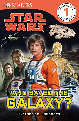 9780756698089: DK Readers L1: Star Wars: Who Saved the Galaxy?