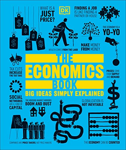 9780756698270: The Economics Book (Big Ideas Simply Explained)