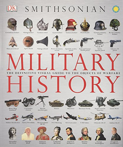 9780756698386: Military History: The Definitive Visual Guide to