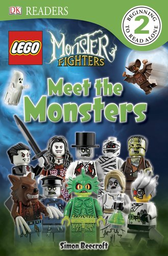 9780756698485: DK Readers L2: LEGO Monster Fighters: Meet the Monsters