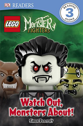 9780756698492: DK Readers L3: LEGO® Monster Fighters: Watch Out, Monsters About!