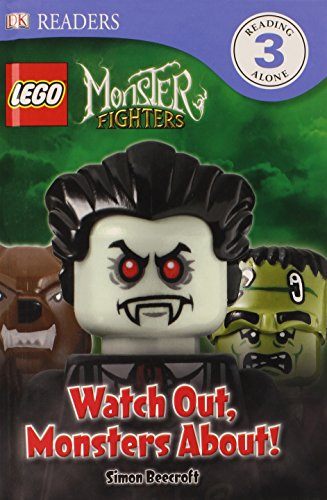 9780756698508: DK Readers L3: LEGO® Monster Fighters: Watch Out, Monsters About!