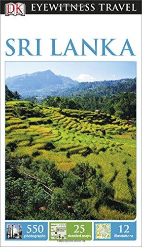 9780756698515: DK Eyewitness Sri Lanka (DK Eyewitness Travel Guide)