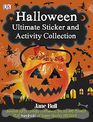 9780756698652: Ultimate Sticker and Activity Collection: Halloween (Ultimate Sticker Collections)