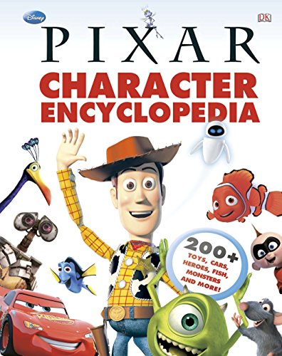 9780756698850: Disney Pixar Character Encyclopedia