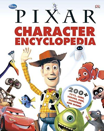 9780756698850: Disney Pixar Character Encyclopedia