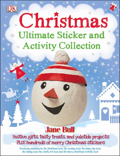 9780756699024: Christmas: Ultimate Sticker and Activity Collection (ULTIMATE STICKER COLLECTIONS)