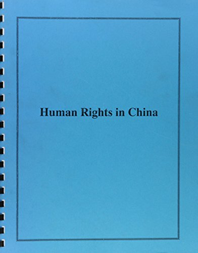 9780756700577: Human Rights in China: Hearing Before the Committee on International Relations, U.S. House of Representatives