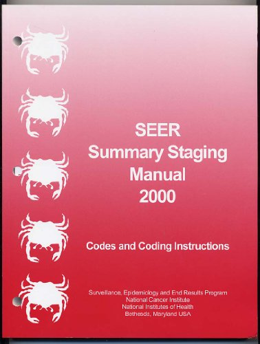 9780756714406: SEER Summary Staging Manual--2000: Codes & Coding Instructions