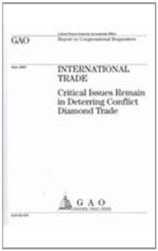 International Trade: Critical Issues Remain in Deterring Conflict Diamond Trade: Highlights of GAO-...