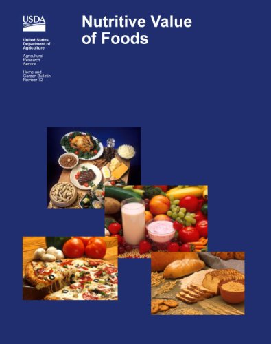 9780756728175: Nutritive Value of Foods